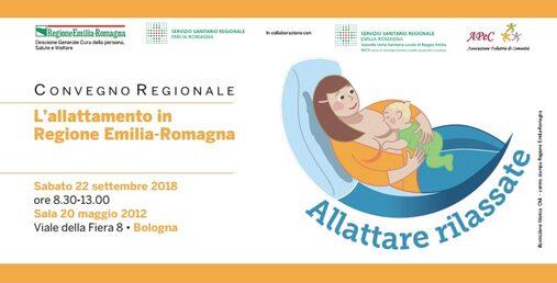 convegno allattamento regionale 2018
